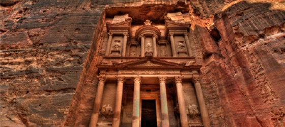 JORDAN ROMANS AND NABATEANS 3 Nights / 4 Days