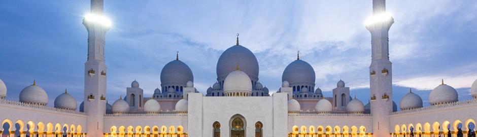 JEWELS OF MIDDLE EAST DUBAI / ABU DHABI & RAS al – KHAIMAH 6 Nights /7 Days